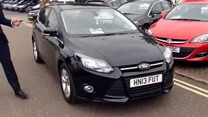2013 13 Ford Focus 1 6tdci Zetec 5dr