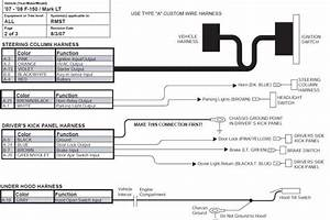 U0026 39 05 Remote Start Hard Wire Project Questions