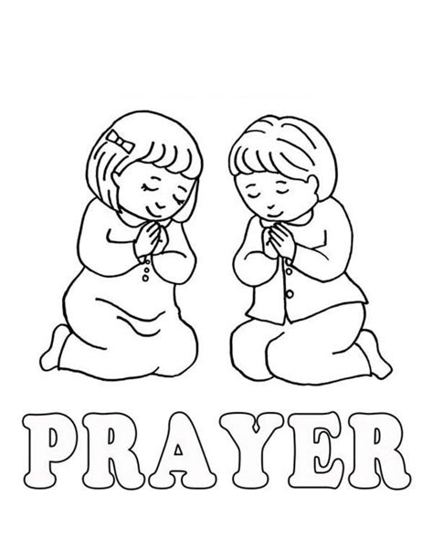 prayer coloring pages learn to prayer coloring page coloring sky