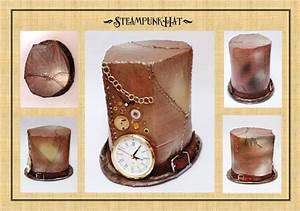 Steampunk Hat (+Tutorial) by VPofFantasyland on DeviantArt