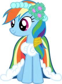 Rainbow Dash Wedding