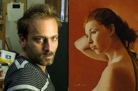 Gianluca Mantovani by Gianluca Mantovani 1974 Figurative Painter Tutt