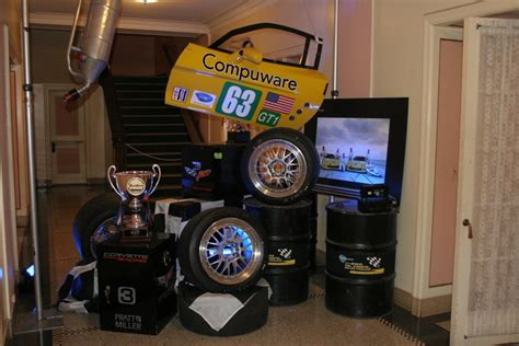 Hosting A Corporate Party With A Racing Car Theme Event