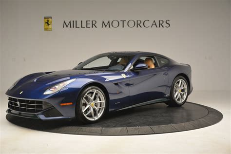 The car has automatic gearbox, 12 cylinder engine, 20″ wheels a. Pre-Owned 2017 Ferrari F12 Berlinetta For Sale ()   Miller Motorcars Stock #4572C