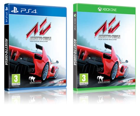assetto corsa ps4 forum assetto corsa arrives on console april 22nd inside sim racing