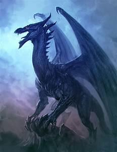 Dark Dragon by bmd247.deviantart.com on @deviantART ...