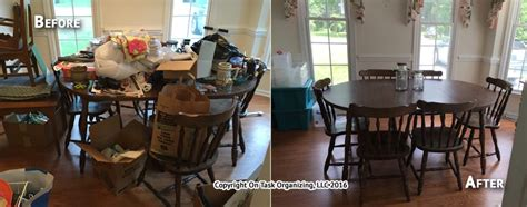 Dining Room Before & After May, 2016 (angle 2)