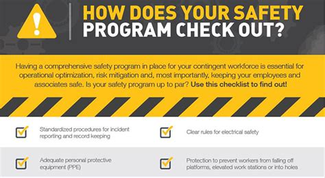 how does your safety program check out staff management smx