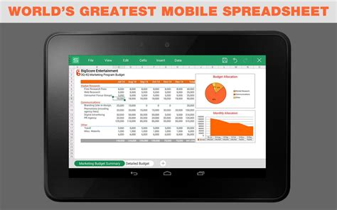 office app for android wps 1 free mobile office app screenshot