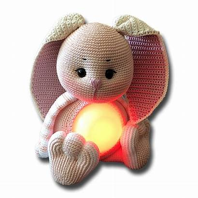 Ravelry Zhaya Crochet Designs Bunny Lamp Glow