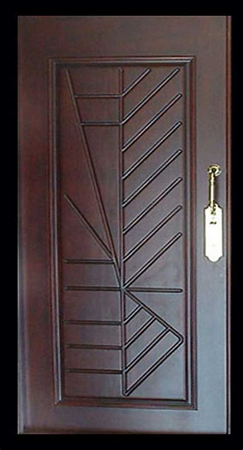 The Shrinkage On The Wooden Door  Home Decoration Ideas