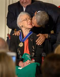 Movie honoring Katherine Johnson and the African American ...
