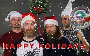 Happy Holidays GIF by Red Fang - Find & Share on GIPHY