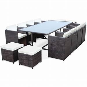 Table De Salon De Jardin Pas Cher : table de salon de jardin en resine table de jardin ~ Dailycaller-alerts.com Idées de Décoration