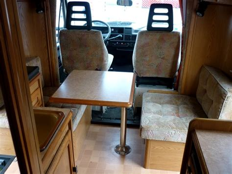 buerstner    camping car profile occasion