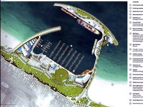 Gold Coast Cruise Ship Terminal Proposals Pour In | Architecture And Design