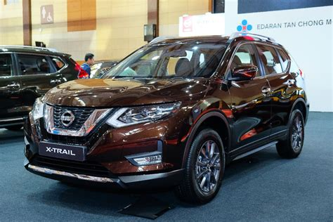 nissan  trail facelift revealed  features
