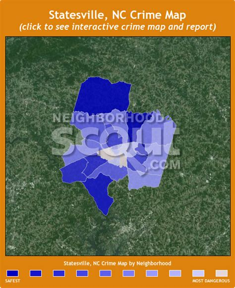 salisbury n c offender map statesville rates and statistics neighborhoodscout