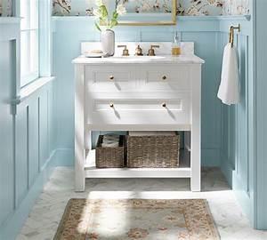 Half, Bathroom, Makeover, Inspiration