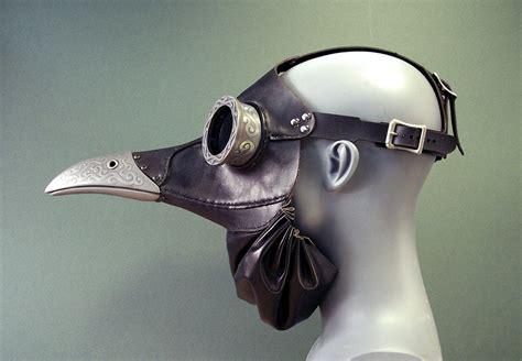 Steampunk Gas Masks & Helmets So Exquisite