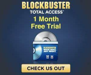 Free 1 month trial to Blockbuster!! Woot Check it out ...