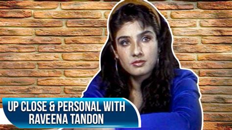 Raveena Tandon's exclusive interview on her superhit ...