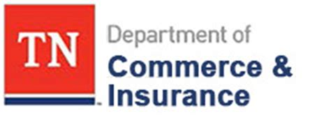 Image result for tennessee department of commerce and insurance