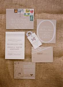 65 eco chic brown kraft paper wedding ideas page 11 hi With paper and ink wedding invitations