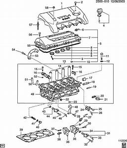 Pontiac Vibe Engine Diagram Intake