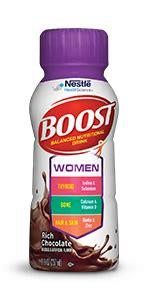 Amazon.com : BOOST Women Balanced Nutritional Drink, Rich
