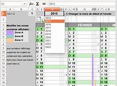 Un calendrier perpétuel pour OpenOffice – LibreOffice et
