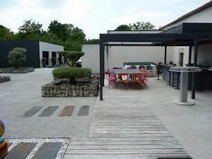 Salon Exterieur Design : salon ext rieur design conception terrasse art jardin ~ Teatrodelosmanantiales.com Idées de Décoration