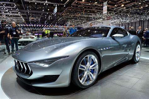 Maserati Car : Maserati Details Alfieri, Will Rival Porsche 911 And