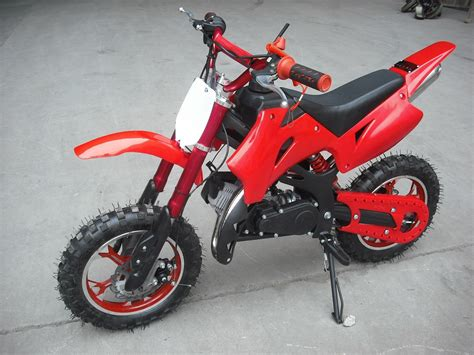 China Dirt Bike Hdgs-f04b2 Red
