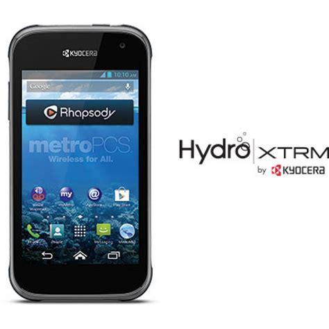 metro pcs smartphones kyocera hydro xtrm 4g lte smartphone metro pcs