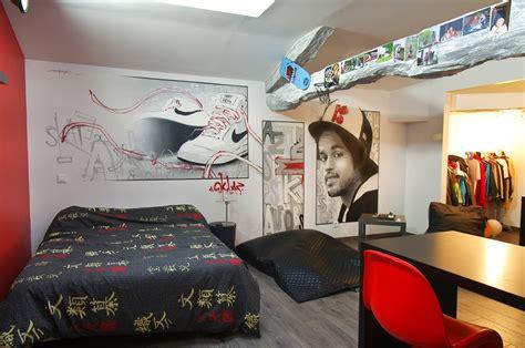 d馗o de chambre ado déco chambre moderne ado