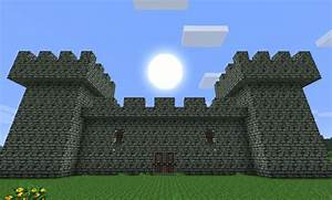 Simple Castle Minecraft Project