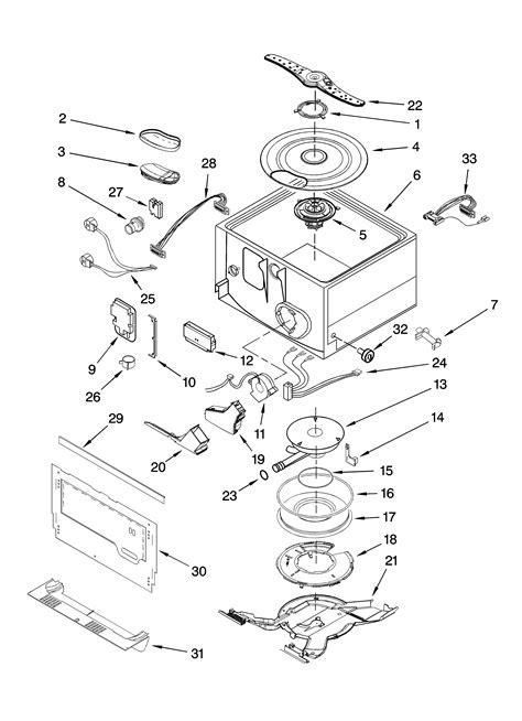 Kitchenaid Dishwasher Parts by Kitchenaid Dishwasher Installation Parts Model