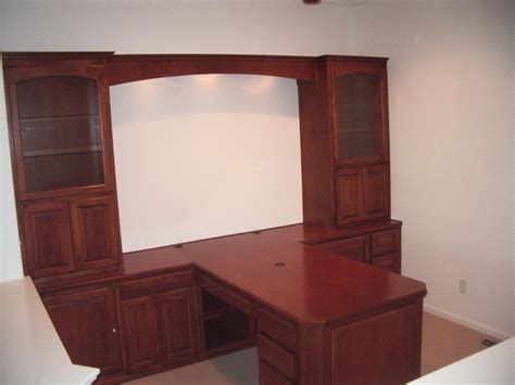 partner desk home office custom home office cabinets cabinet wholesalers