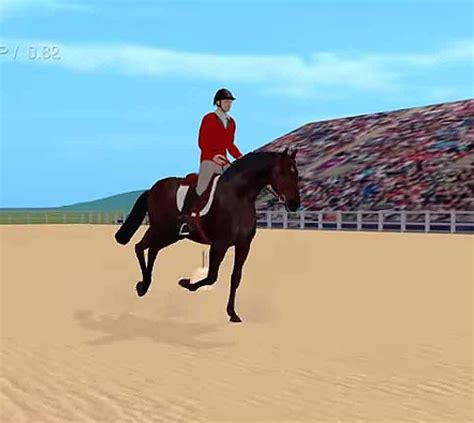 Jumpy Horse Show Jumping Game For Iphone & Ipadhorse Games