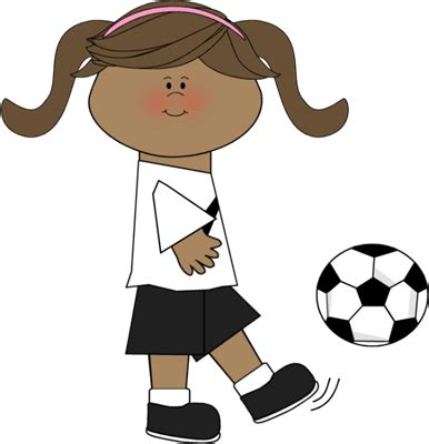 Kick Clipart Kicking Soccer Clip Kicking Soccer