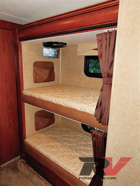 rv bunk mattress 2013 jayco seneca 37fs rv magazine