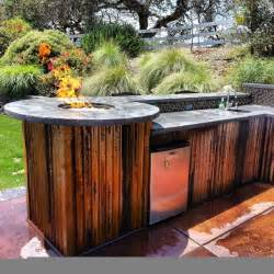 rustic outdoor kitchen ideas outdoor kitchens and firepits rustic other metro by bravo construction