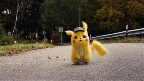 Why 'detective Pikachu' Trailer 2 Looks Like An '80s