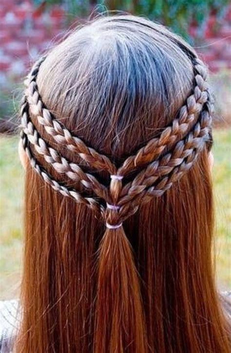 cute cool hairstyles  girls  short long