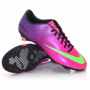 Nike Mercurial Vapor IX FG - Mens Football Boots - Purple ...
