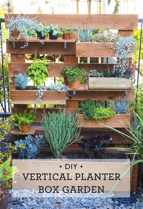 Vertical Garden Boxes by Happy Mundane Jonathan Lo 187 Diy Vertical Box Planter Garden