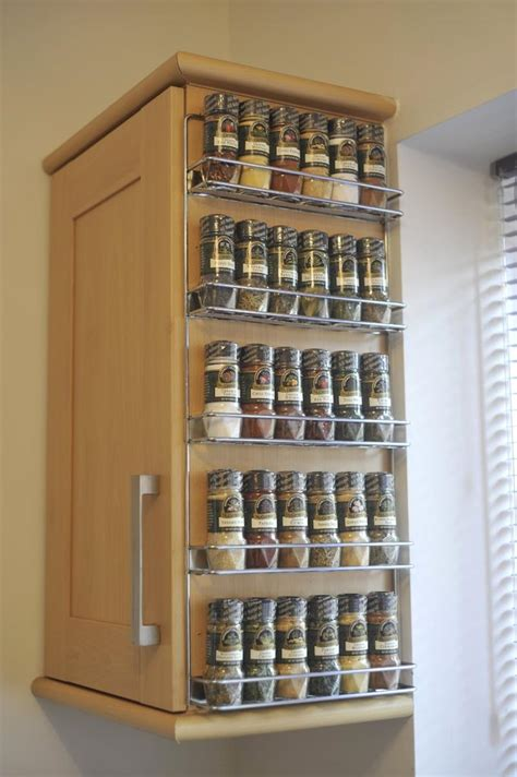 spice holder for cabinet home storage ideas for every room