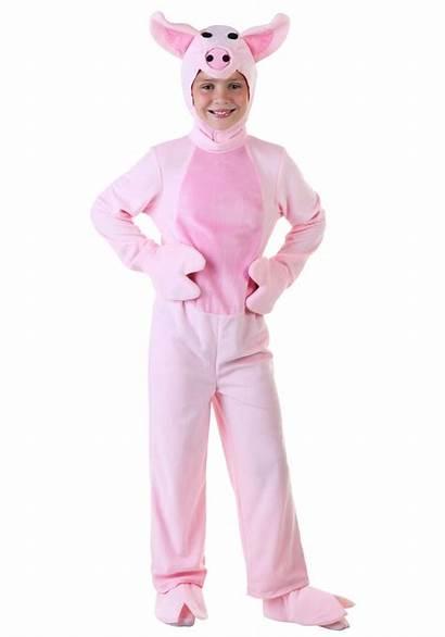 Costume Pig Halloween Pink Costumes Child Boys