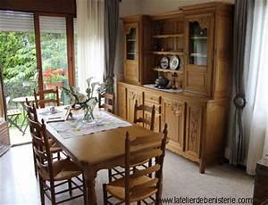dinning room With salle À manger contemporaine avec chaise pivotante salle a manger
